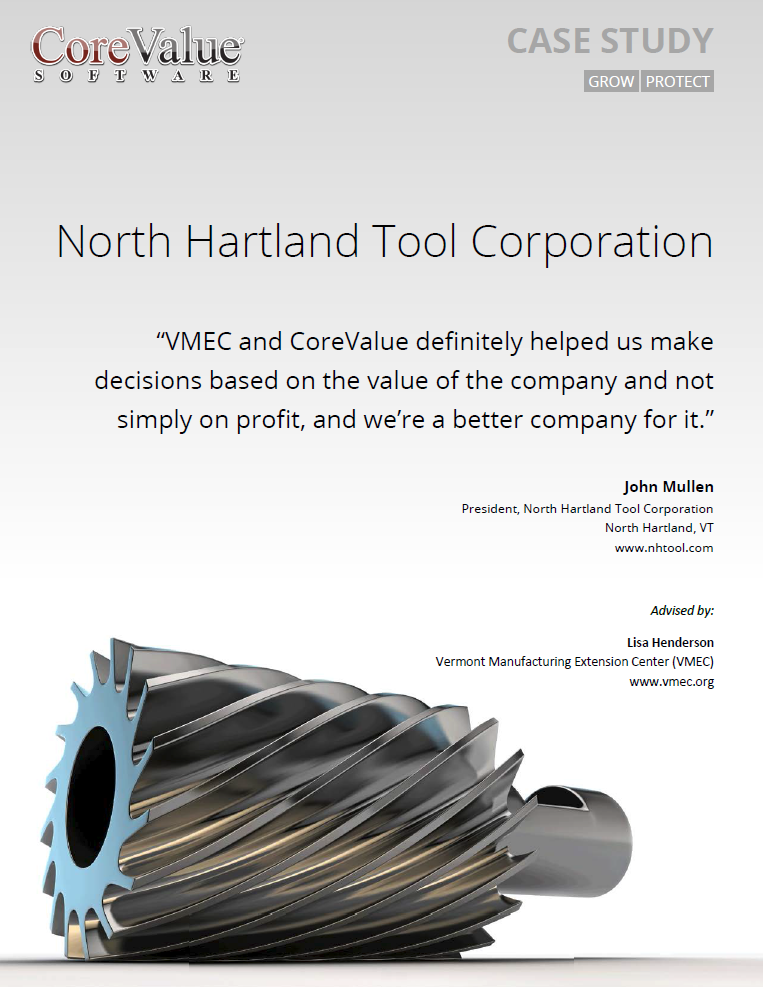 Manufacturing Extension Partnerships (MEPs) Use CoreValue to Create True Sustainable Value